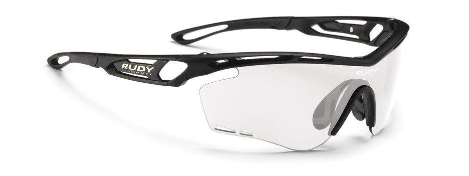 sp397306-0000 משקפי שמש דגם TRALYX של רודי פרוג'קט, צבע שחור עדשות מתכהות