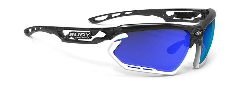 sp453995-0001 משקפי שמש דגם FOTONYK של רודי פרוג'קט, צבע אפור-כחול