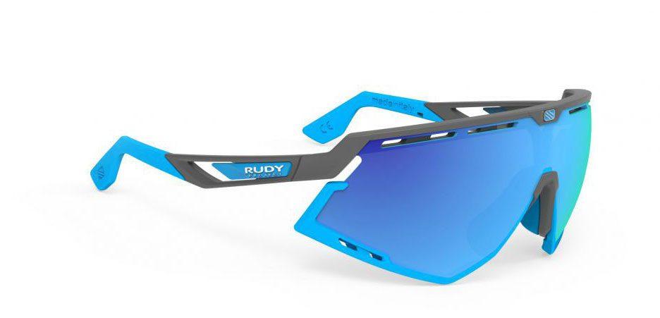 SP523975-02 משקפי שמש דגם DEFENDER של רודי פרוג'קט, צבע אפור כחול