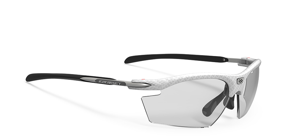 SP537321 משקפי שמש דגם רידון של רודי פרוג'קט צבע קרבוניום לבן RYDON