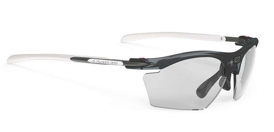 SP547887 משקפי שמש דגם RYDON SLIM של רודי פרוג'קט, צבע אפור-שקוף