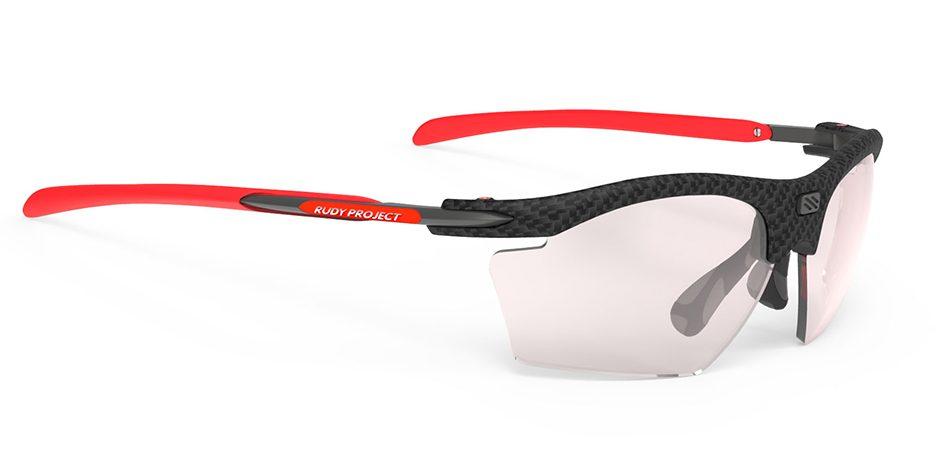SP548919 משקפי שמש דגם RYDON SLIM של רודי פרוג'קט, צבע קרבוניום
