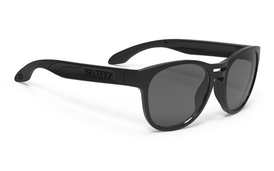 SP561042-0000 משקפי שמש דגם PINAIR 56 של רודי פרוג'קט, צבע שחור