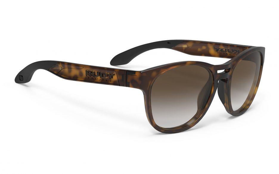 SP563650-0000 משקפי שמש דגם PINAIR 56 של רודי פרוג'קט, צבע חום