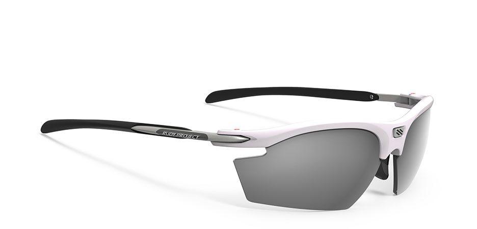 SP530924 משקפי שמש דגם רידון של רודי פרוג'קט צבע לבן RYDON