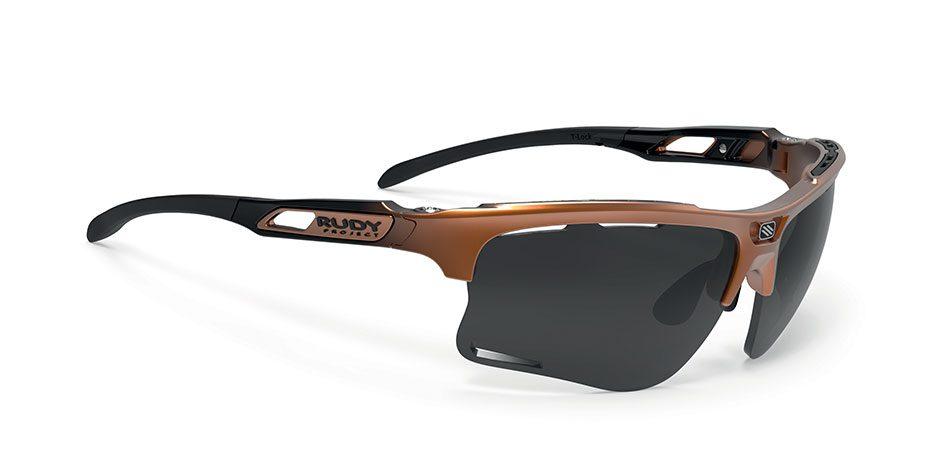 SP501004-10 משקפי שמש רודי פרוגקט דגם KEYBLADE צבע ברונזה-שחור