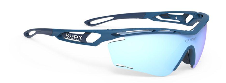 SP396849 משקפי שמש דגם TRALYX של רודי פרוג'קט, צבע כחול
