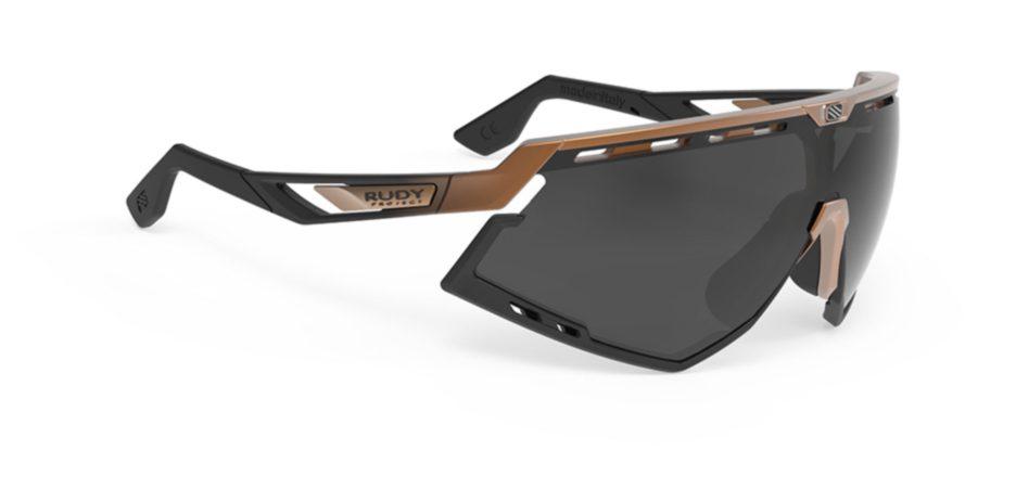 SP521004-10 משקפי שמש דגם DEFENDER של רודי פרוג'קט, צבע ברונזה