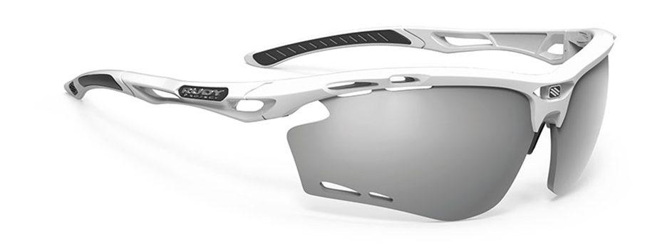 SP60969--0000 משקפי שמש רודי פרוגקט דגם PROPULSE לבן-כסוף