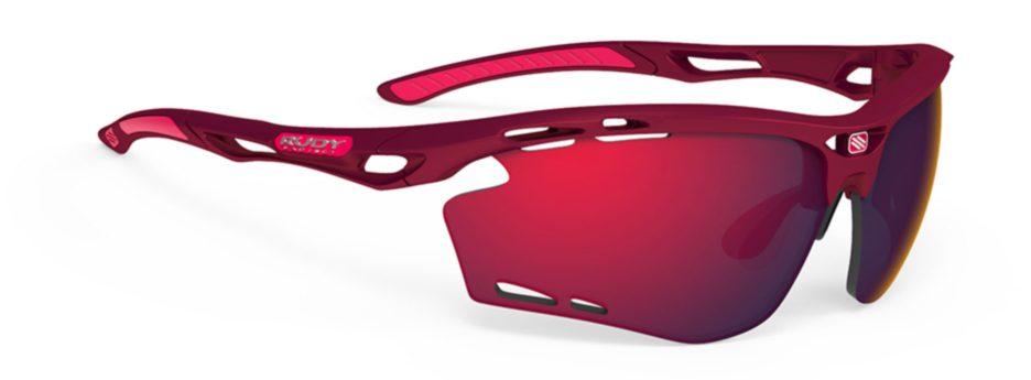 SP623812-0000 משקפי שמש רודי פרוגקט דגם PROPULSE צבע מרלו-אדום
