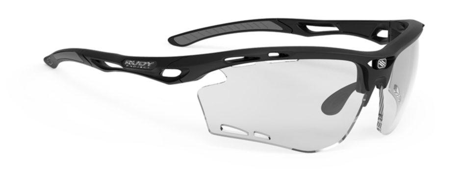 SP627306-0000 משקפי שמש רודי פרוגקט דגם PROPULSE שחור עם עדשות מתכהות