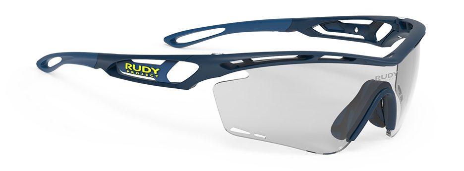SP397347-00 משקפי שמש דגם TRALYX של רודי פרוג'קט, צבע כחול