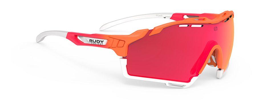 SP633846-0011 משקפי שמש רודי פרוגקט דגם CUTLINE כתום